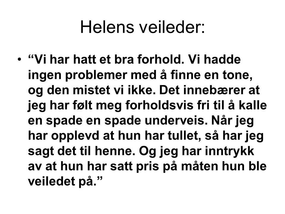 Helens veileder: