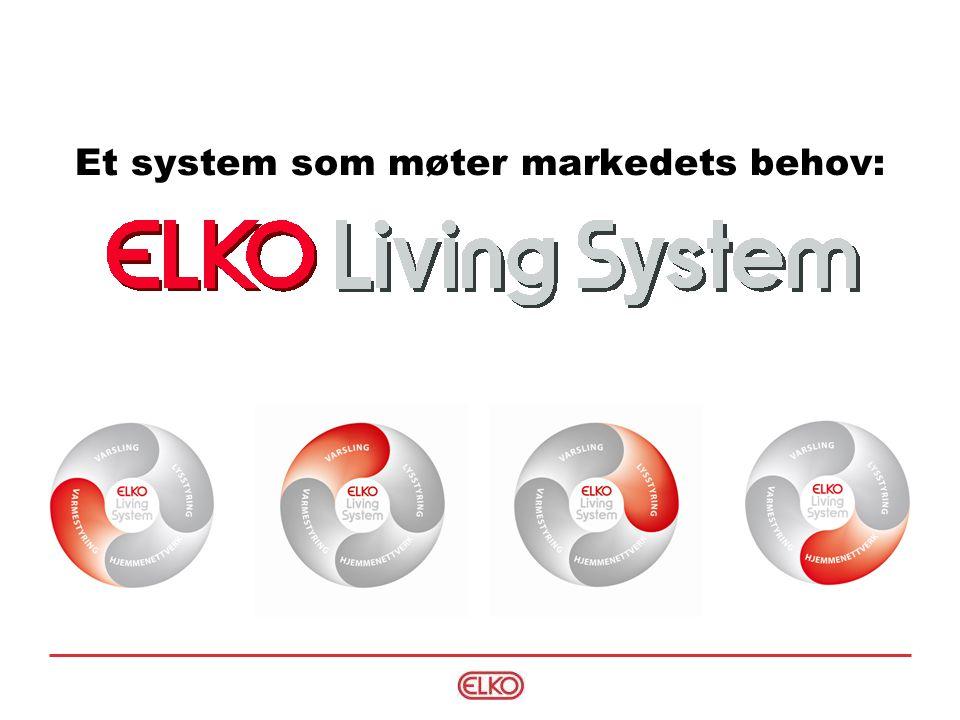 Et system som møter markedets behov: