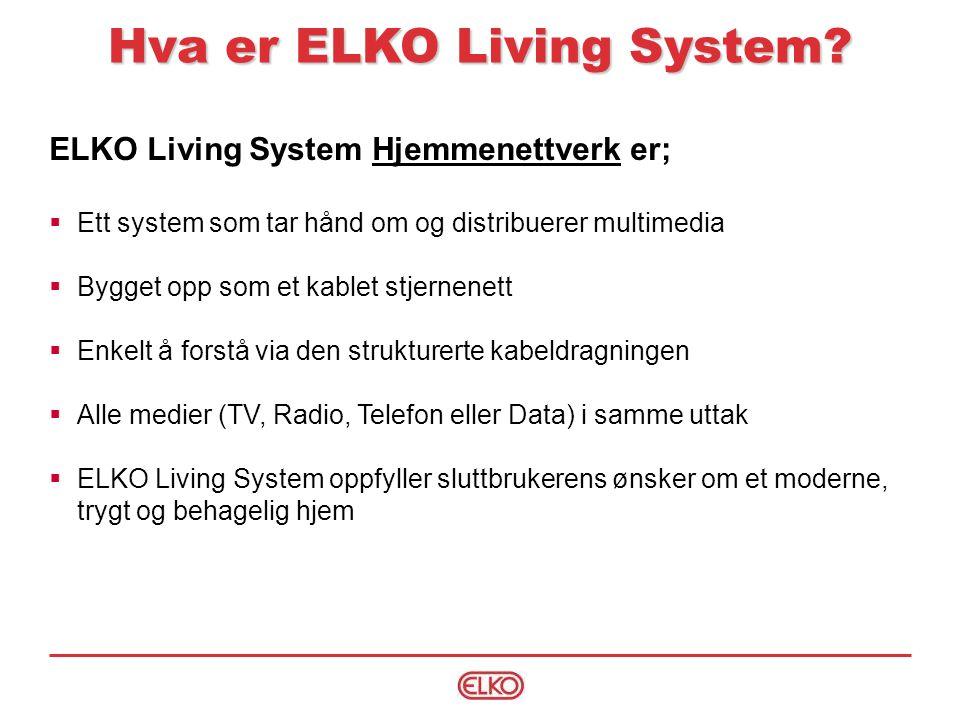 Hva er ELKO Living System