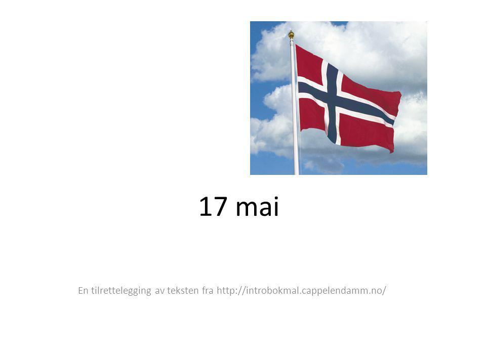 En tilrettelegging av teksten fra http://introbokmal.cappelendamm.no/