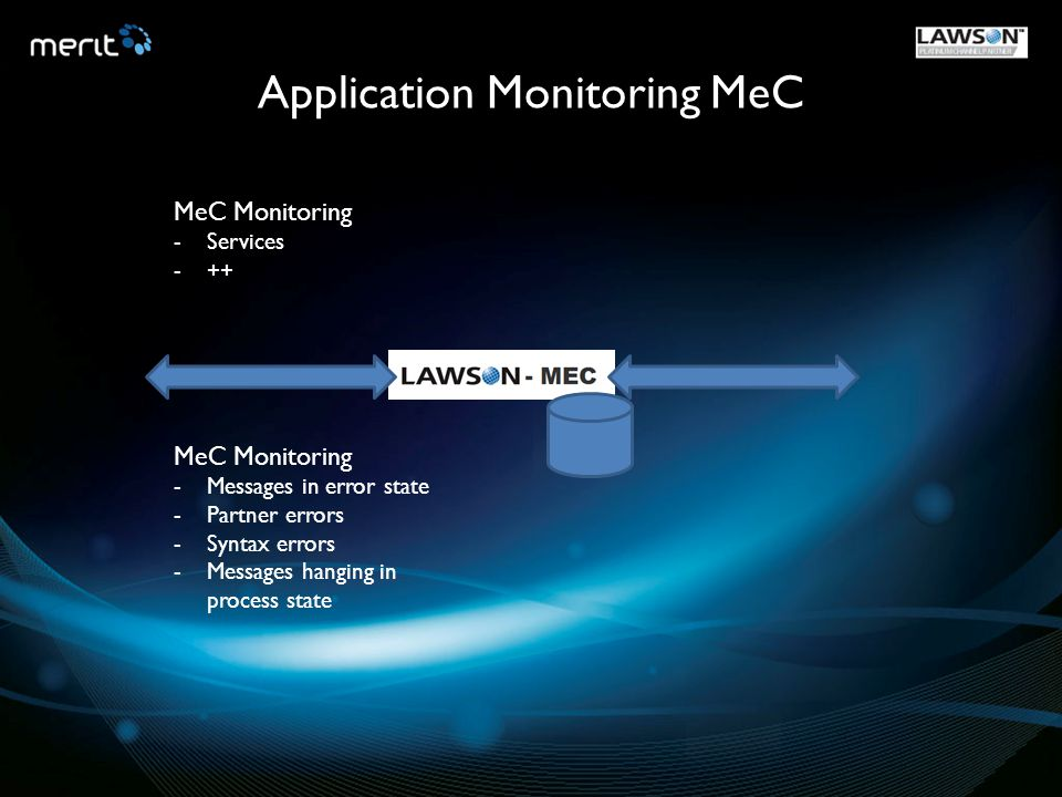 Application Monitoring MeC