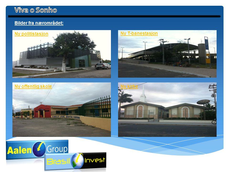 Viva o Sonho Bilder fra nærområdet: Ny politistasjon 06.07.2011