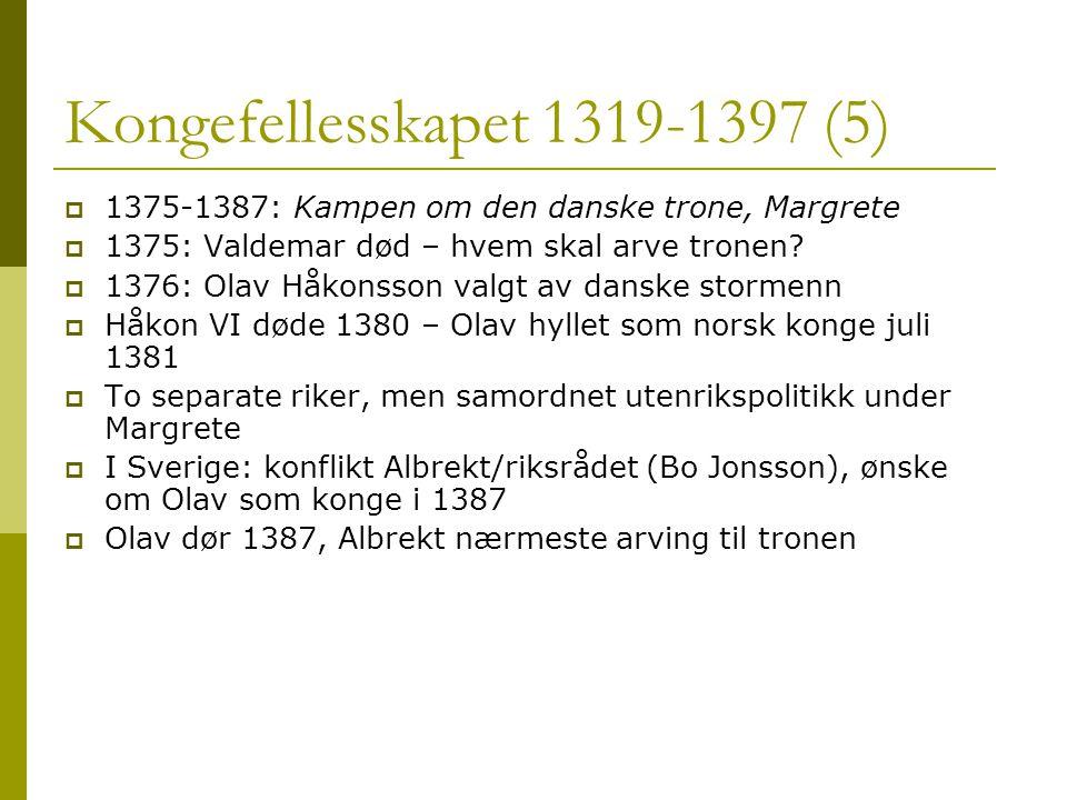 Kongefellesskapet 1319-1397 (5)