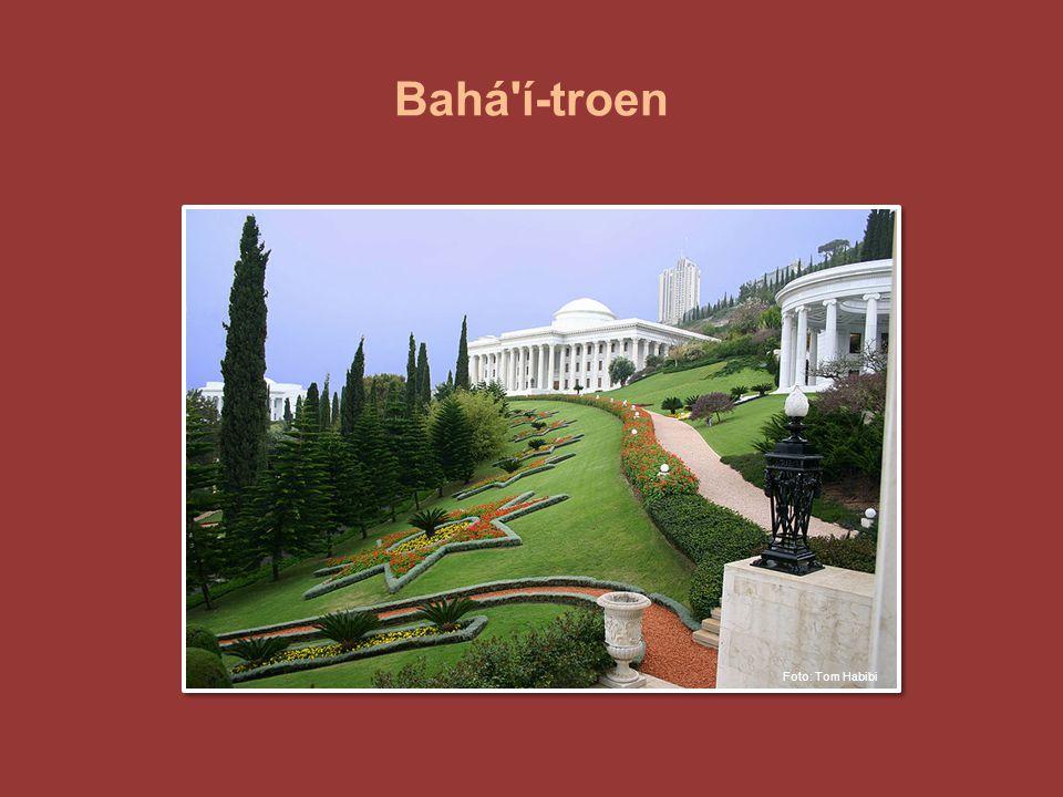 Bahá í-troen