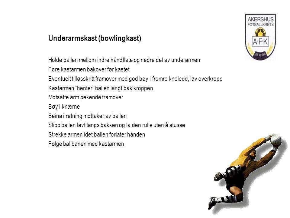 Underarmskast (bowlingkast)