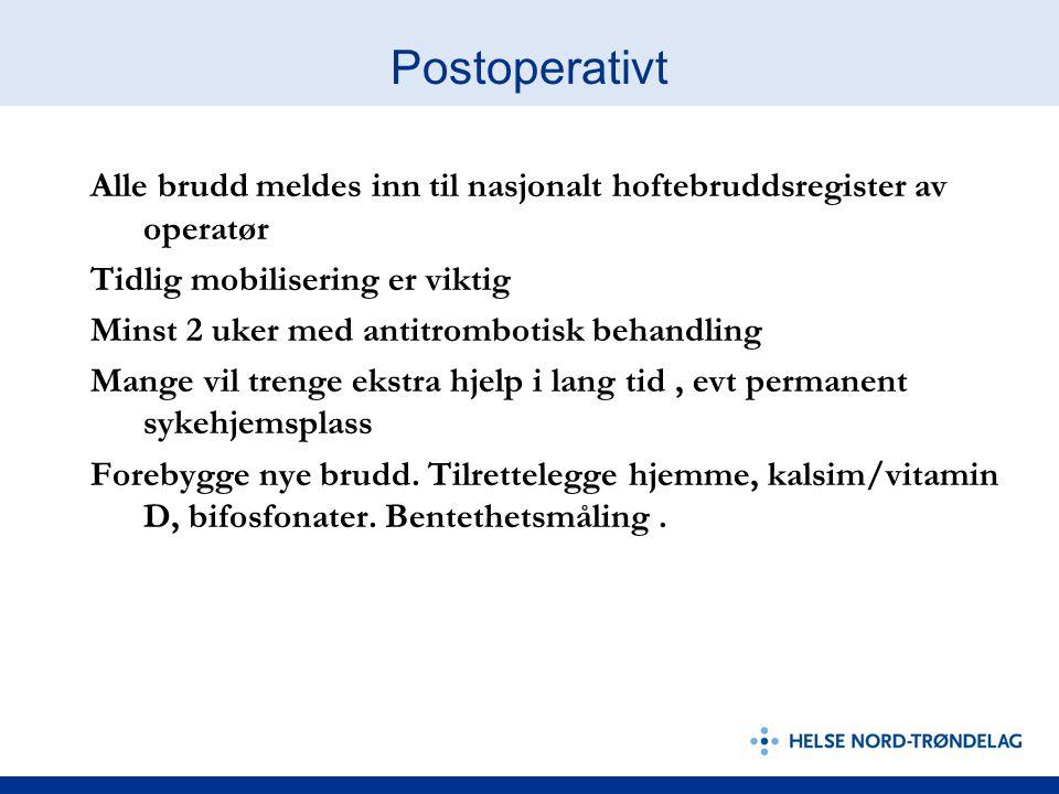 Postoperativt