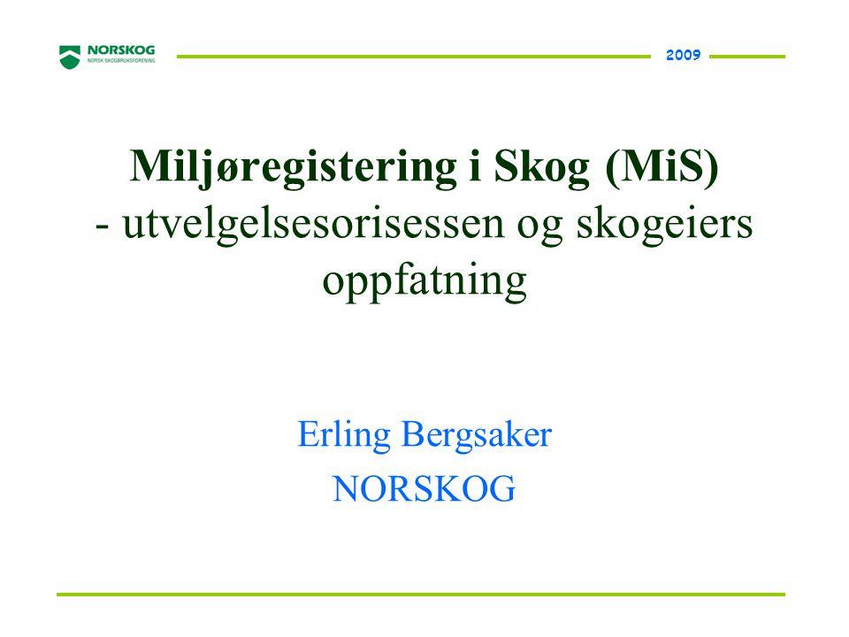Erling Bergsaker NORSKOG