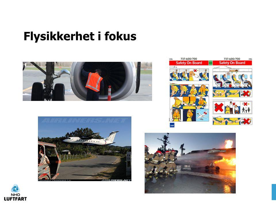 Flysikkerhet i fokus