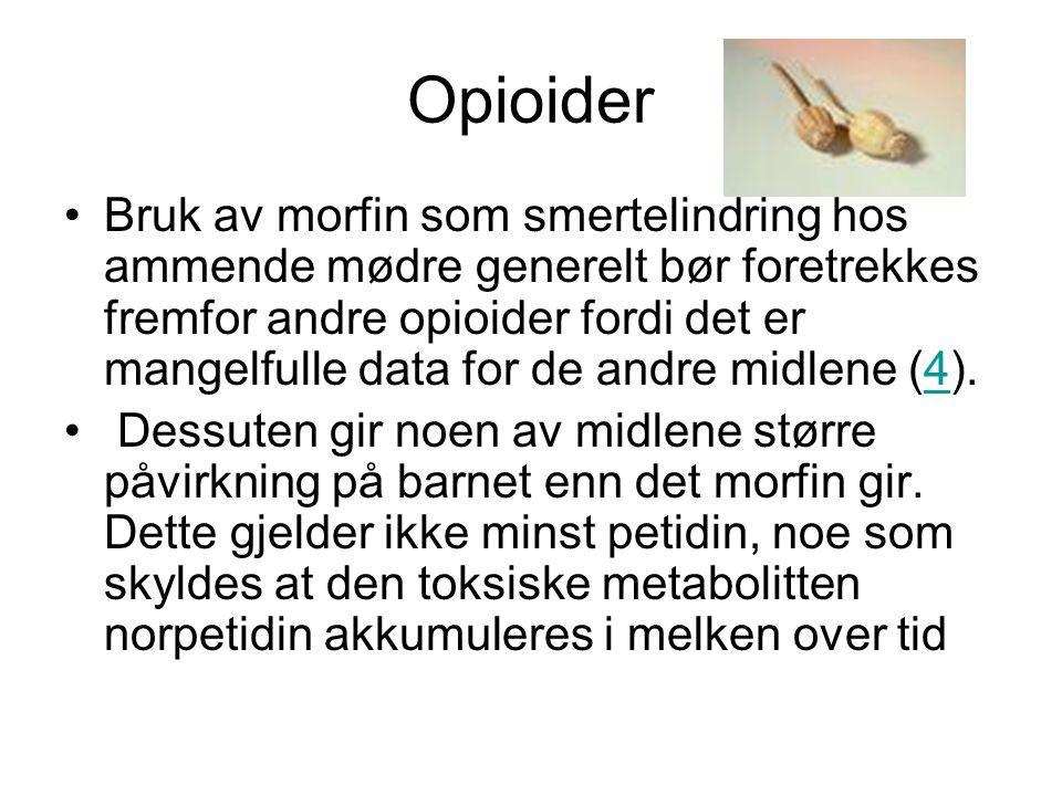 Opioider
