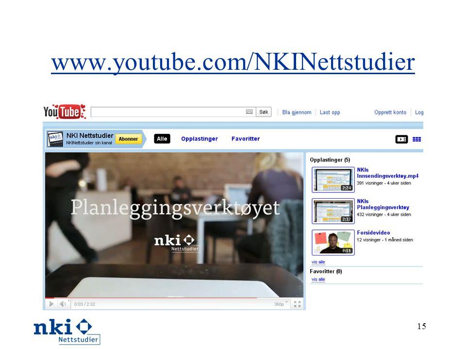 www.youtube.com/NKINettstudier
