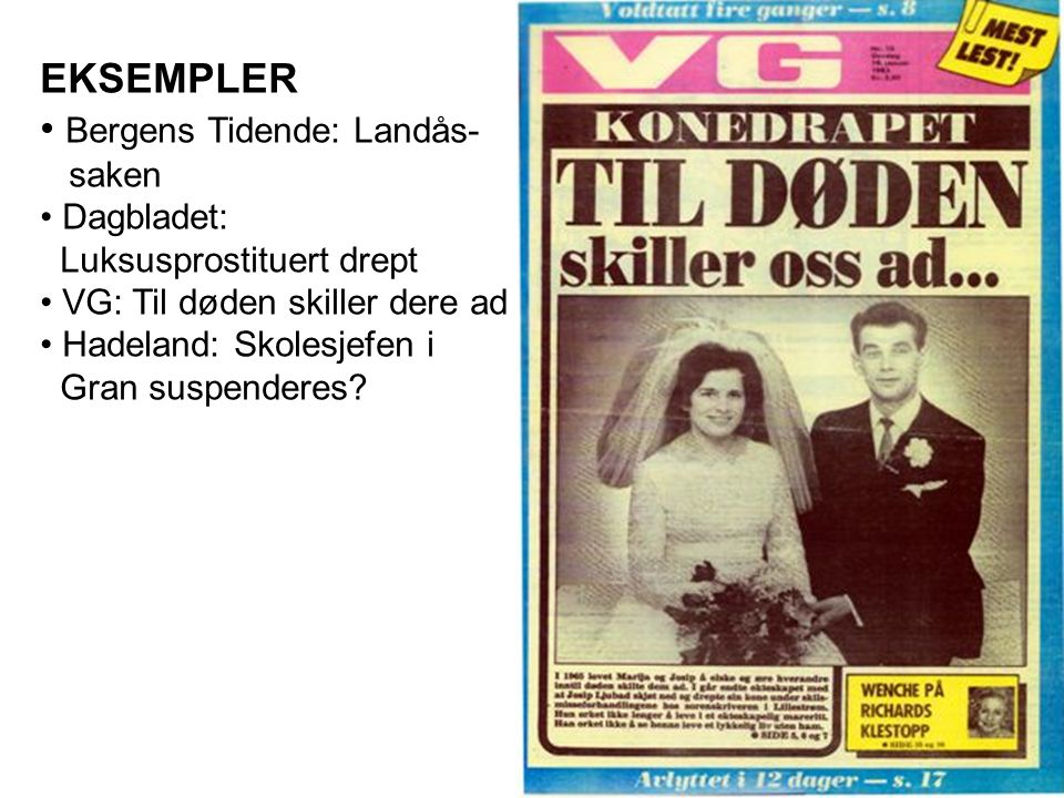 Bergens Tidende: Landås-