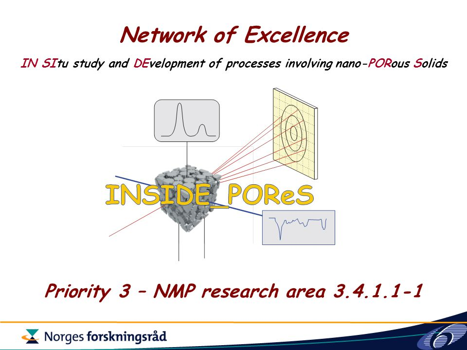 Priority 3 – NMP research area 3.4.1.1-1