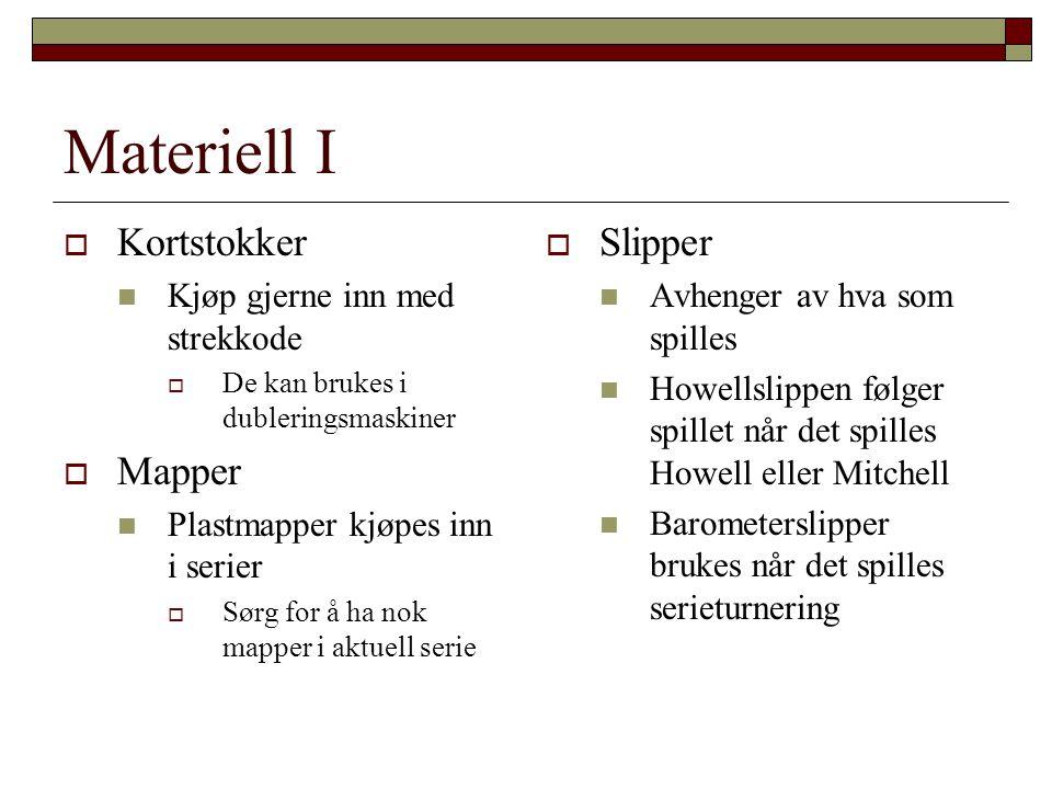 Materiell I Kortstokker Mapper Slipper Kjøp gjerne inn med strekkode