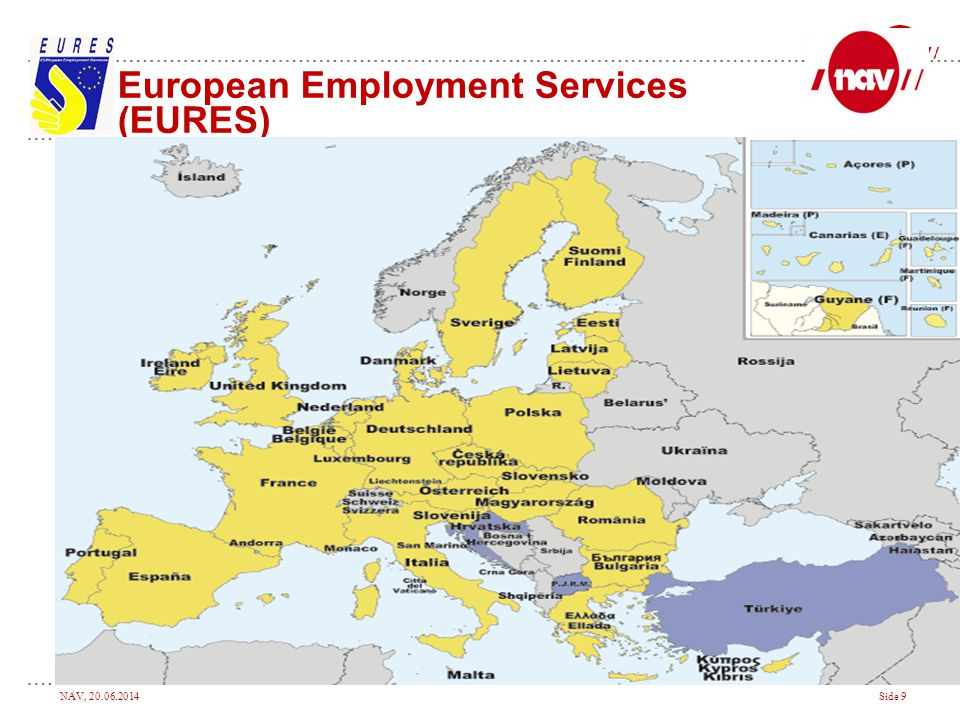 European Employment Services (EURES)