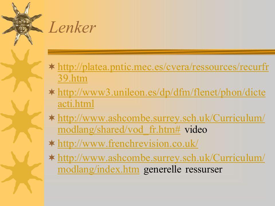 Lenker http://platea.pntic.mec.es/cvera/ressources/recurfr39.htm