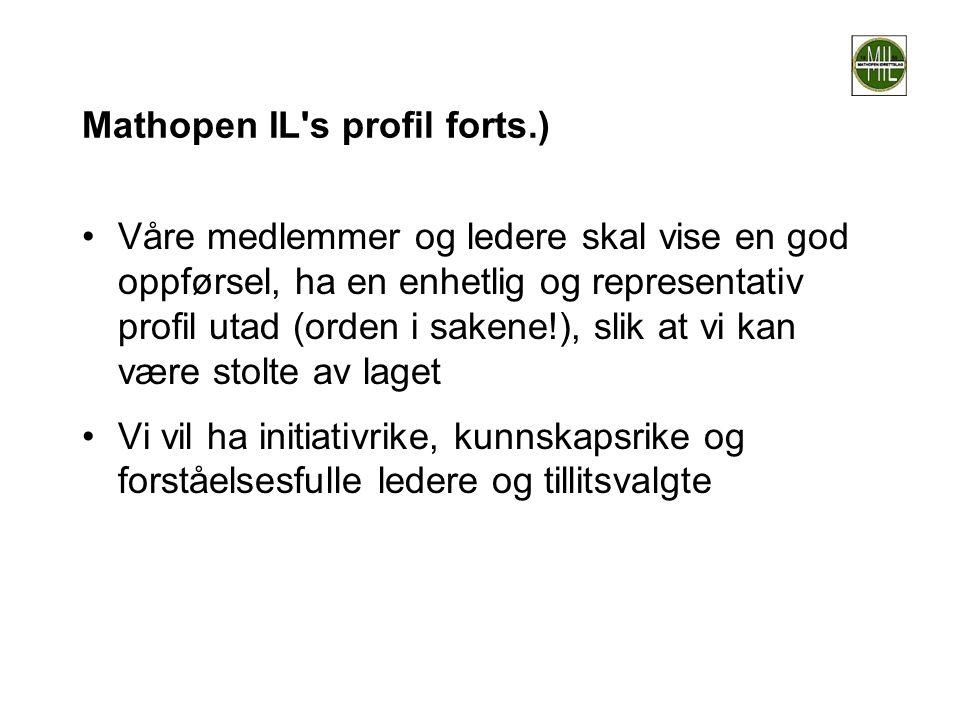 Mathopen IL s profil forts.)