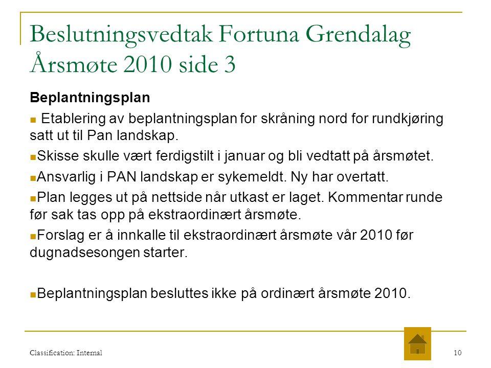 Beslutningsvedtak Fortuna Grendalag Årsmøte 2010 side 3