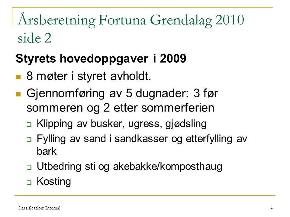 Årsberetning Fortuna Grendalag 2010 side 2