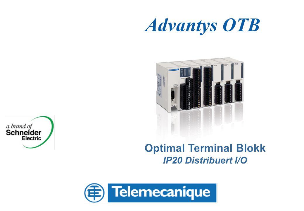 Optimal Terminal Blokk