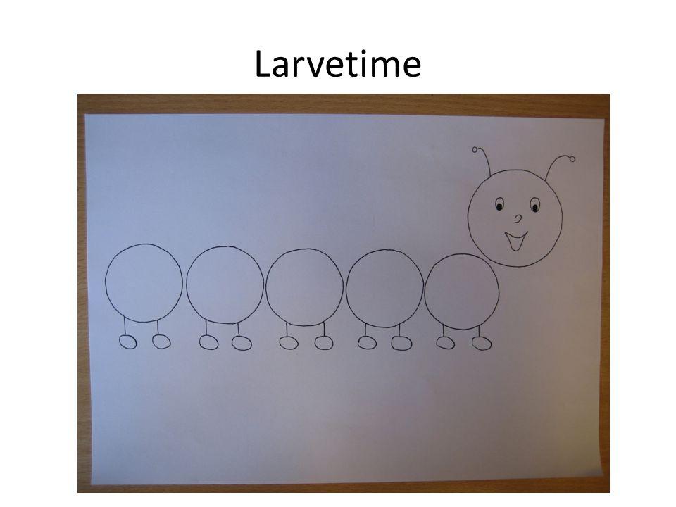 Larvetime Bruk logg: skriv hva du har blitt bedre til og hva du synes har vært vanskelig. Arbeidsplan med vurdering på småskoletrinnet.