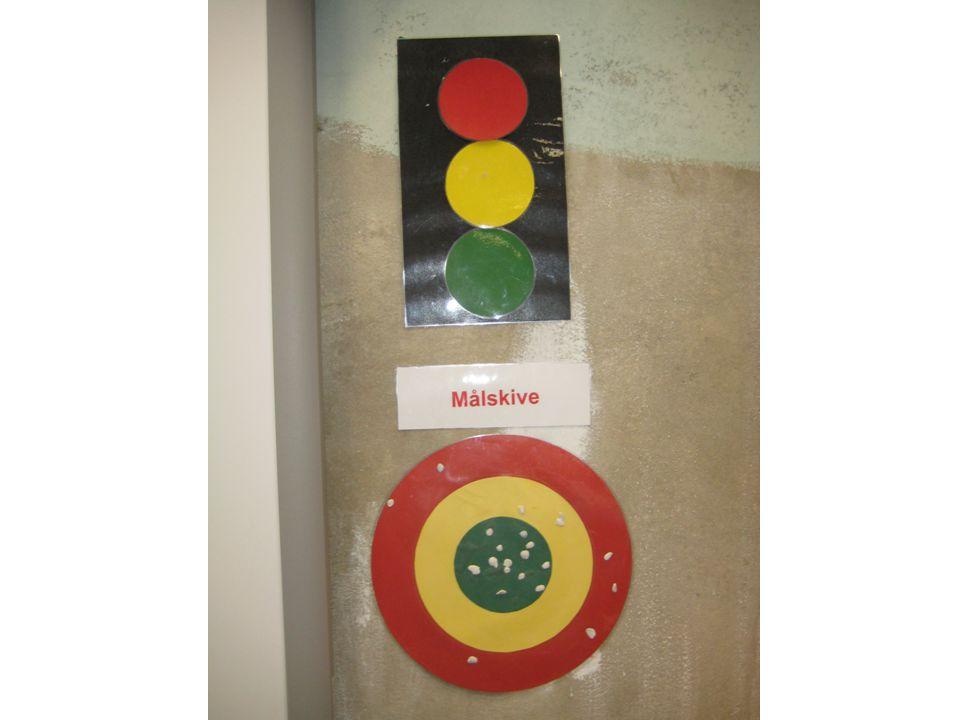 Perioder: forskjellig bruk av trafikklyset