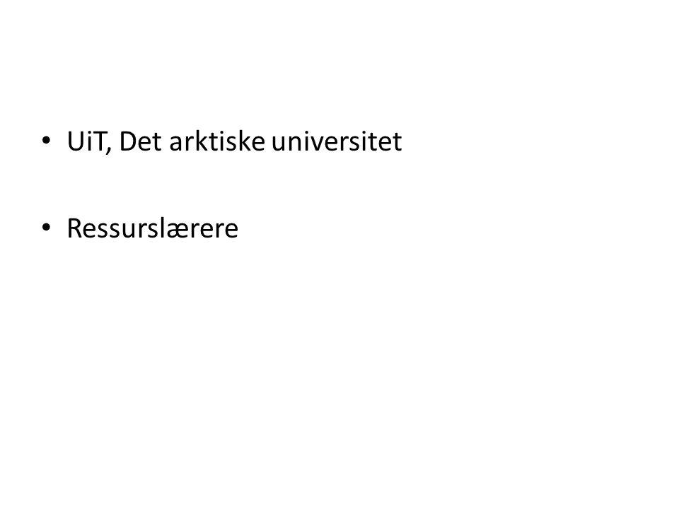 UiT, Det arktiske universitet