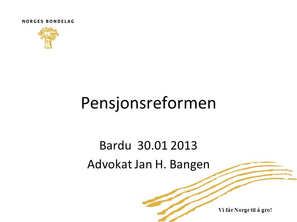 Bardu 30.01 2013 Advokat Jan H. Bangen