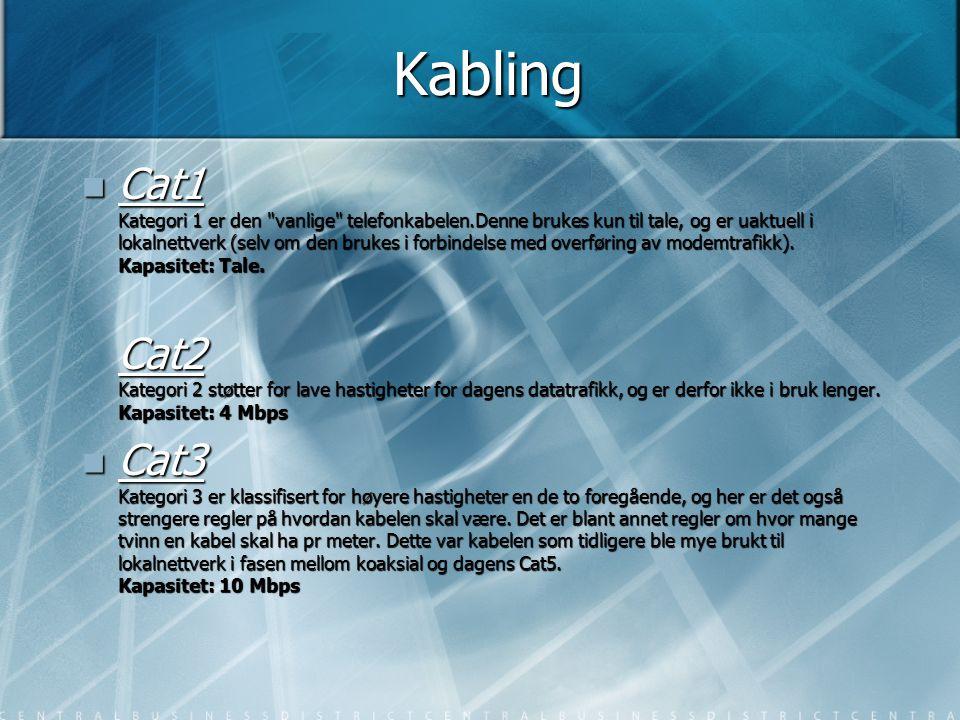 Kabling