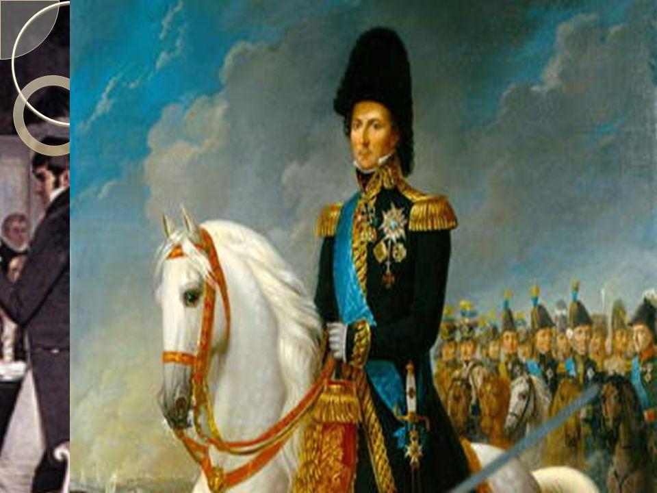 Karl Johan I 1809 ble den svenske kongen Gustav 4. avsatt og kronen ble overtatt av den barneløse Karl 13.