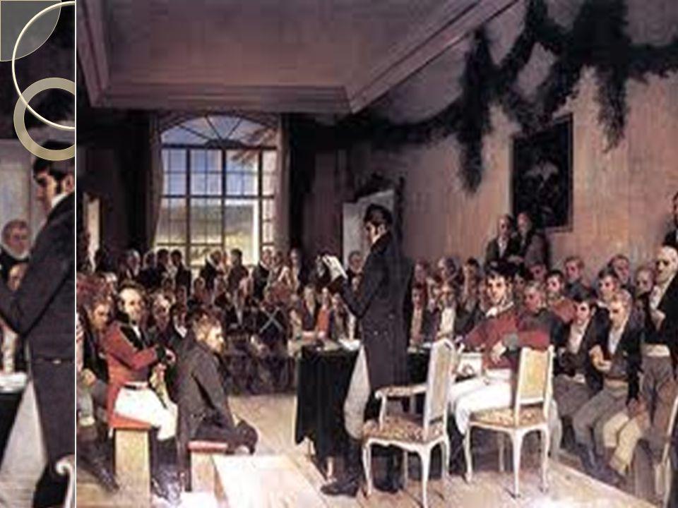 Grunnloven av 17. mai Etter 40 dager var arbeidet med grunnloven ferdig. 17. mai skulle Kristian Fredrik bli valgt til norsk konge.