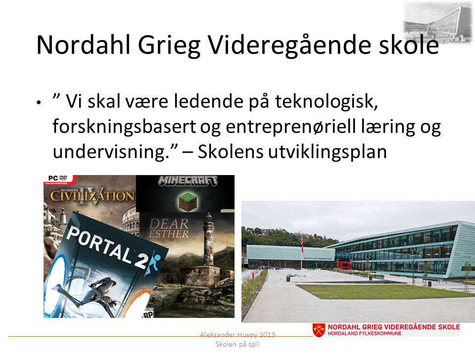 Nordahl Grieg Videregående skole