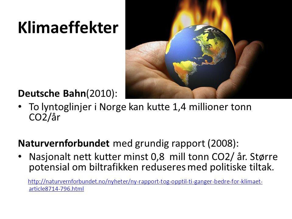 Klimaeffekter Deutsche Bahn(2010):