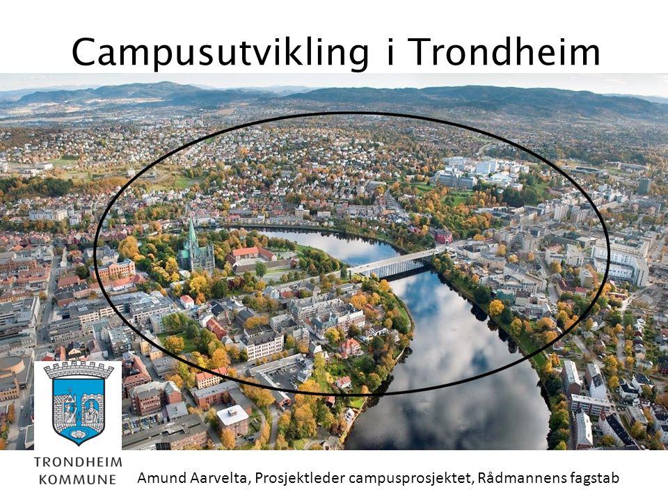 Campusutvikling i Trondheim