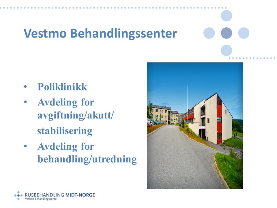 Vestmo Behandlingssenter