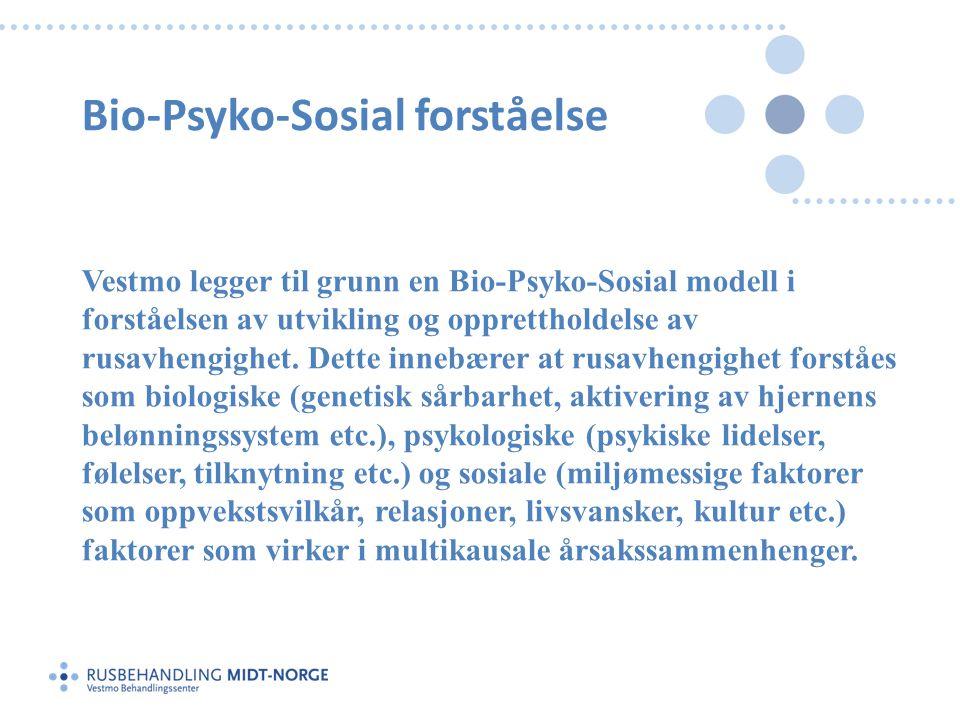 Bio-Psyko-Sosial forståelse