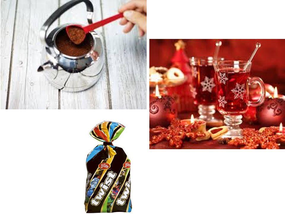 Bilde 16) Trivsel og hygge. Kaffe som alltid er klar