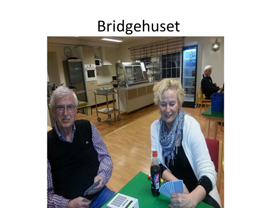 Bridgehuset