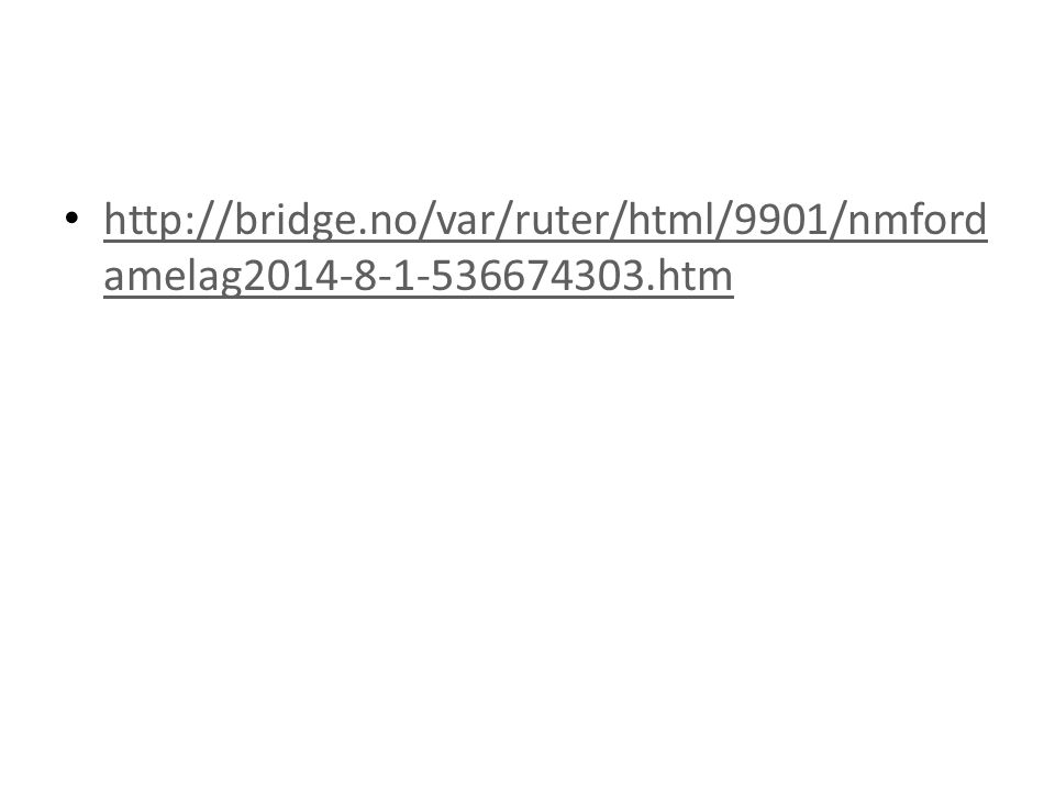 http://bridge. no/var/ruter/html/9901/nmfordamelag2014-8-1-536674303