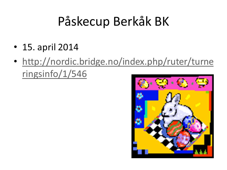Påskecup Berkåk BK 15. april 2014