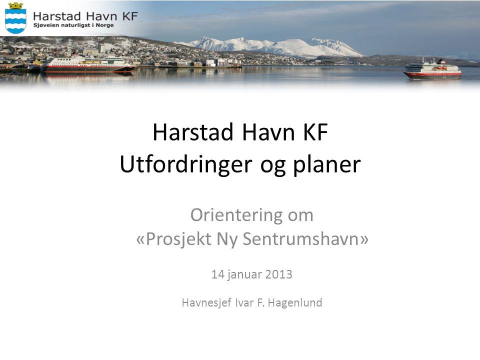 Harstad Havn KF Utfordringer og planer