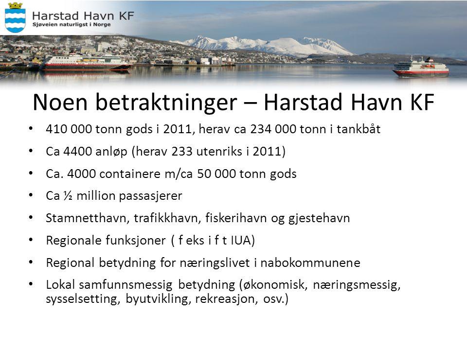 Noen betraktninger – Harstad Havn KF