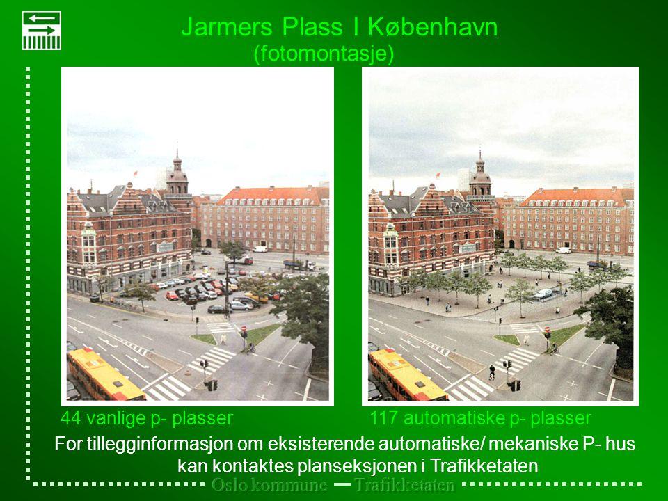 Jarmers Plass I København