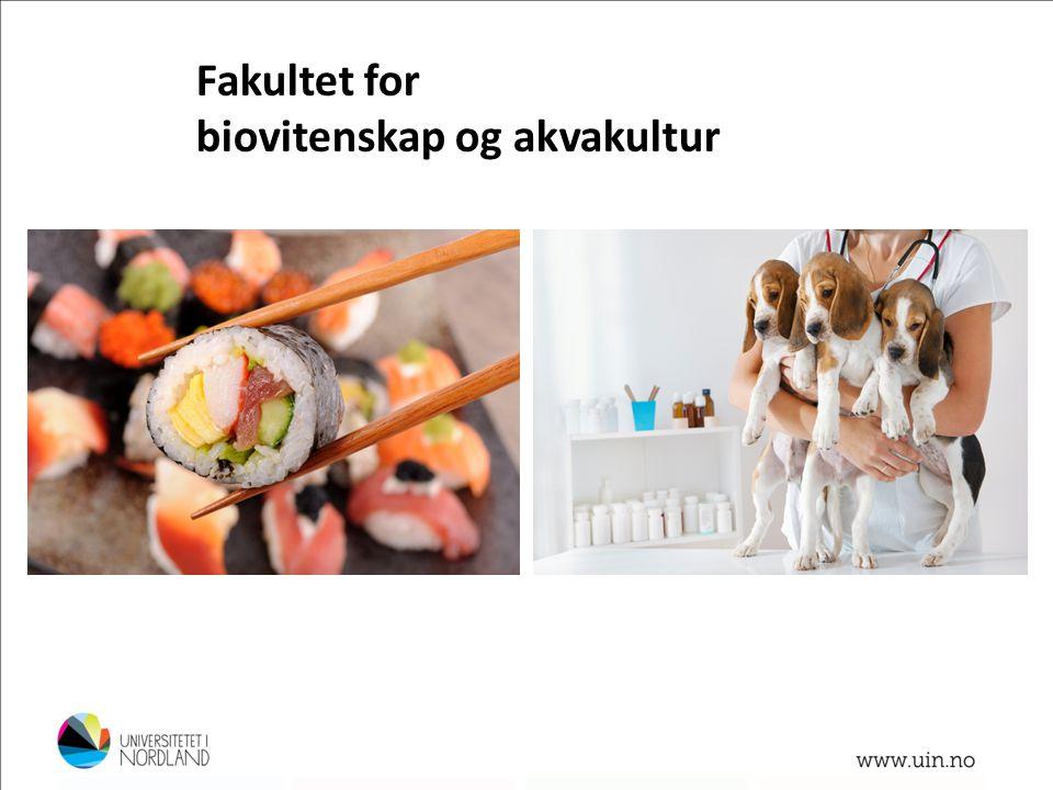 Fakultet for biovitenskap og akvakultur