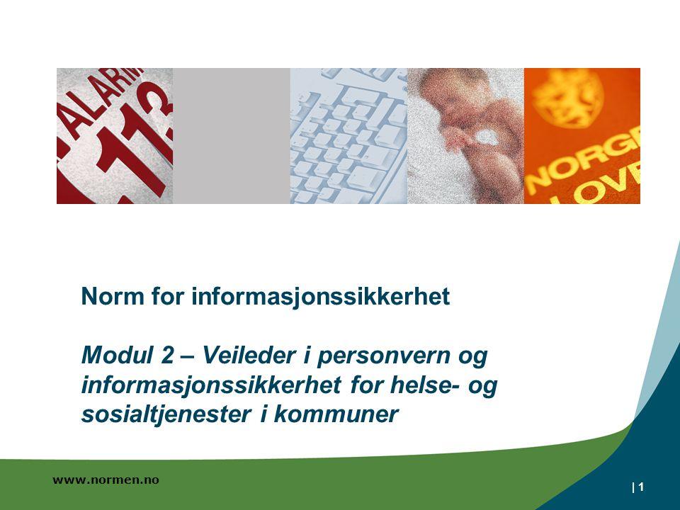 Forutsetninger: Alle deltagere skal ha kompetanse tilsvarende modul 1. Alle deltagere skal ha med veilederen (papir eller elektronisk)