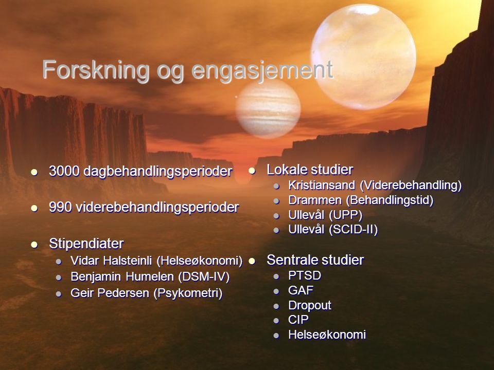 Forskning og engasjement