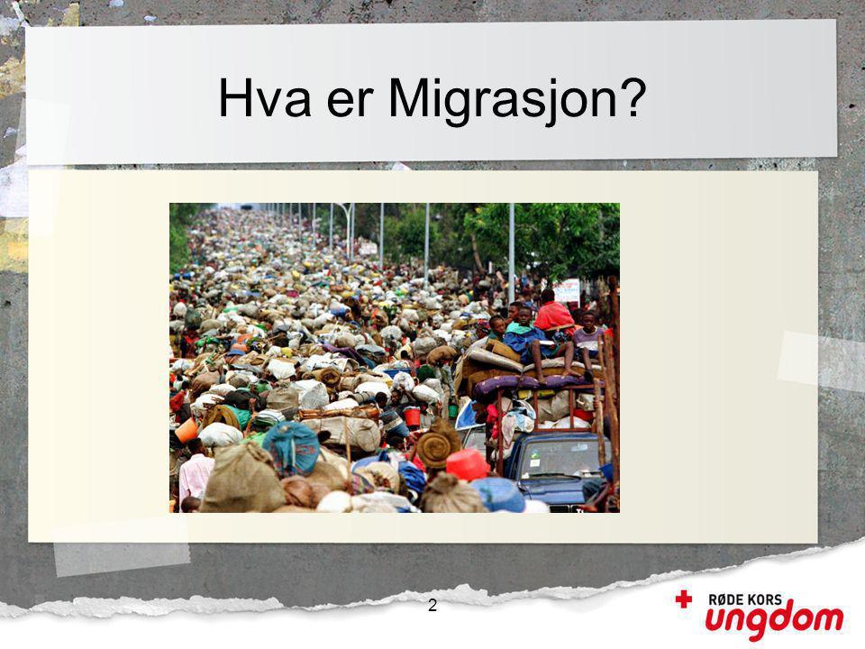 Hva er Migrasjon 2