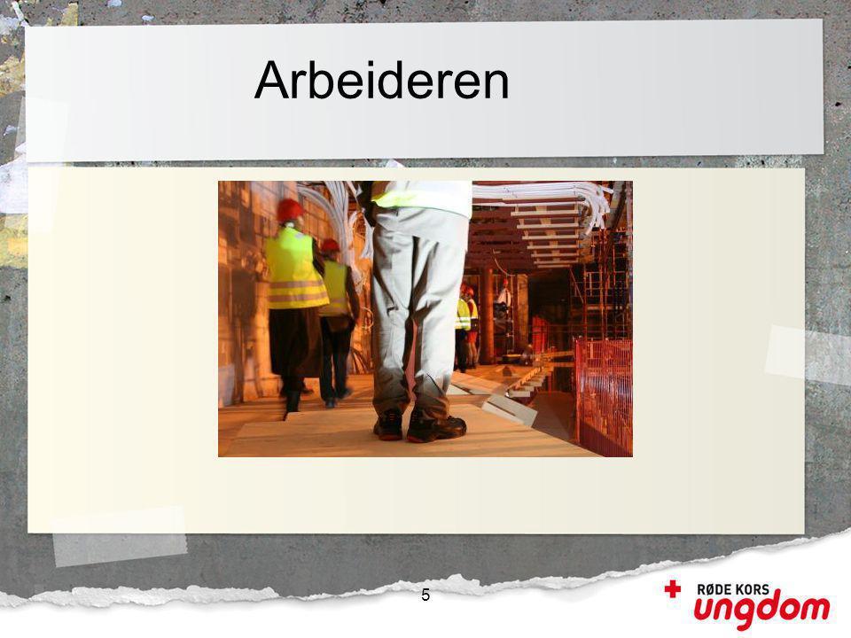 Arbeideren utenlandsk arbeidskraft 5