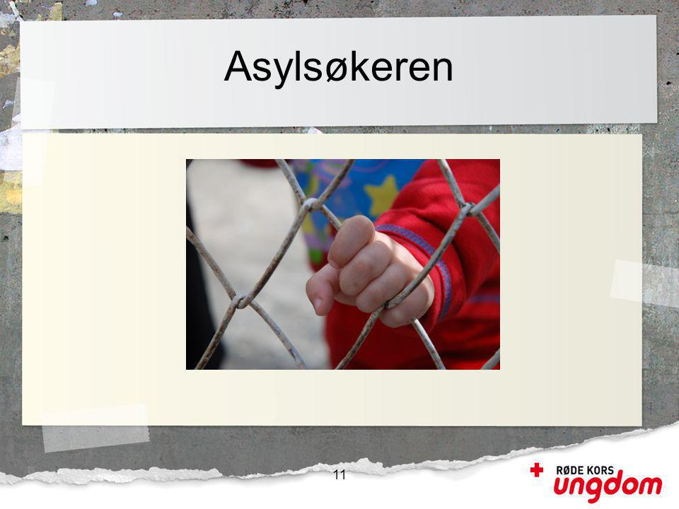 Asylsøkeren 11 I Norge: Irak, Eritrea, Afghanistan, Nigera, Somalia .