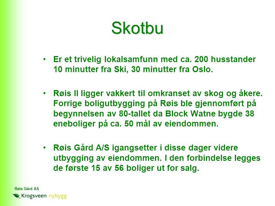 Skotbu Er et trivelig lokalsamfunn med ca. 200 husstander 10 minutter fra Ski, 30 minutter fra Oslo.