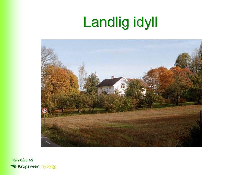 Landlig idyll